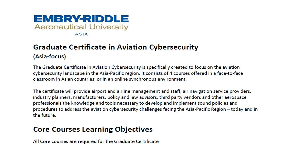 Graduate-Certificate-in-Aviation-Cybersecurity