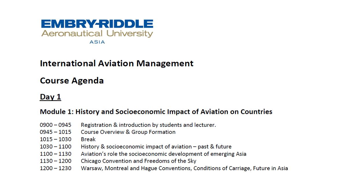 International Aviation Management Course Agenda v2-min